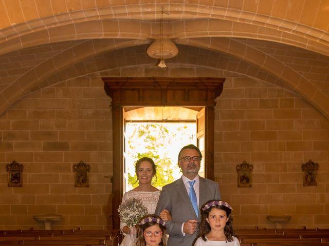 La boda de Guillaume y Bea en Montuïri, Islas Baleares 13