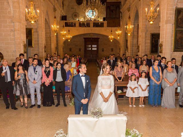 La boda de Guillaume y Bea en Montuïri, Islas Baleares 14