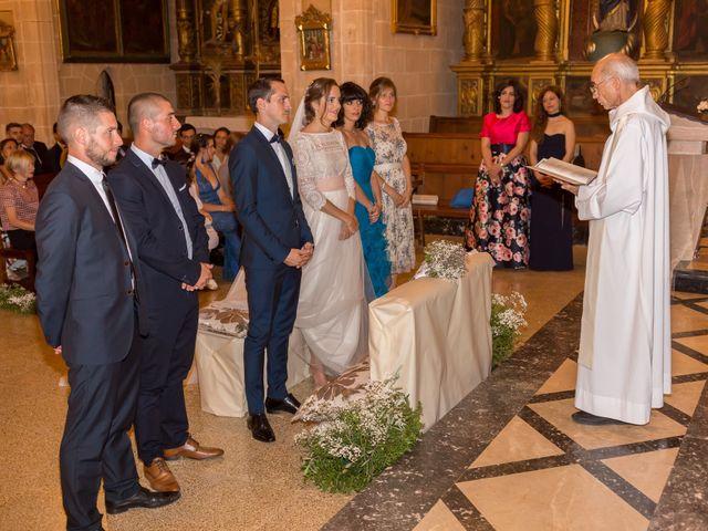 La boda de Guillaume y Bea en Montuïri, Islas Baleares 15