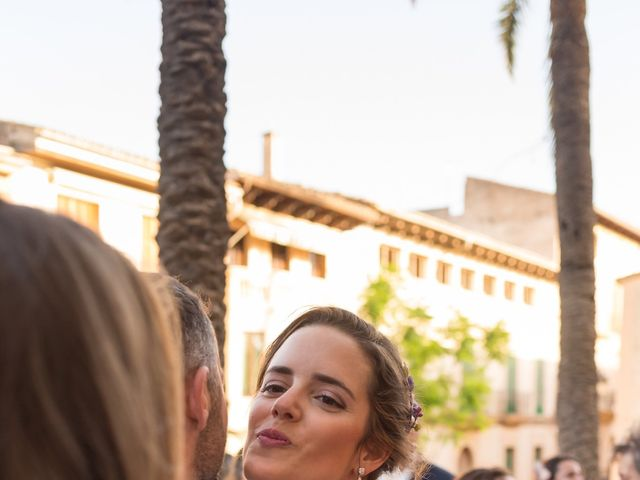 La boda de Guillaume y Bea en Montuïri, Islas Baleares 22