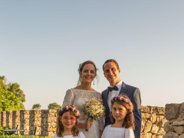 La boda de Guillaume y Bea en Montuïri, Islas Baleares 24