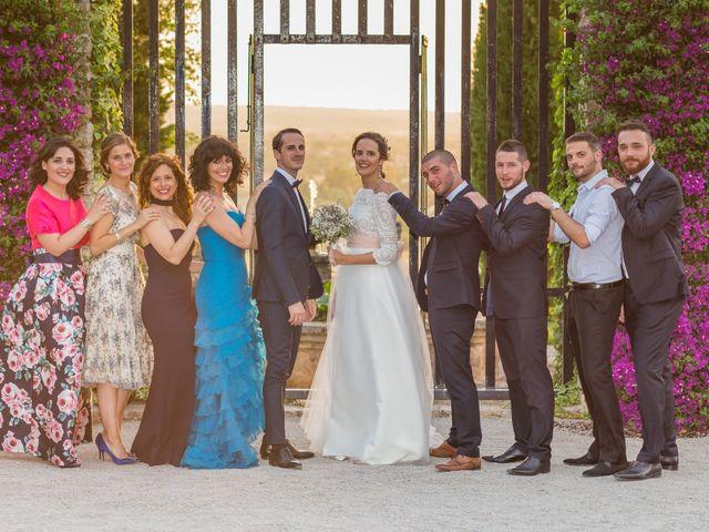 La boda de Guillaume y Bea en Montuïri, Islas Baleares 31