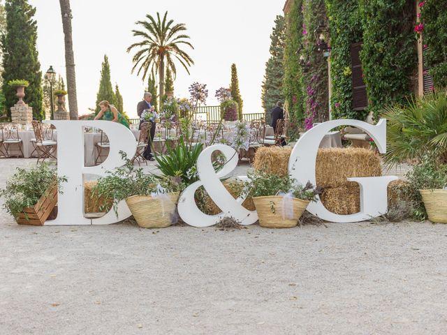 La boda de Guillaume y Bea en Montuïri, Islas Baleares 32