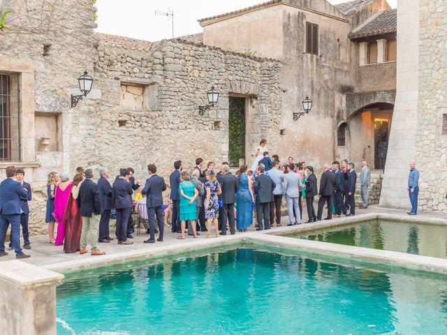 La boda de Guillaume y Bea en Montuïri, Islas Baleares 35