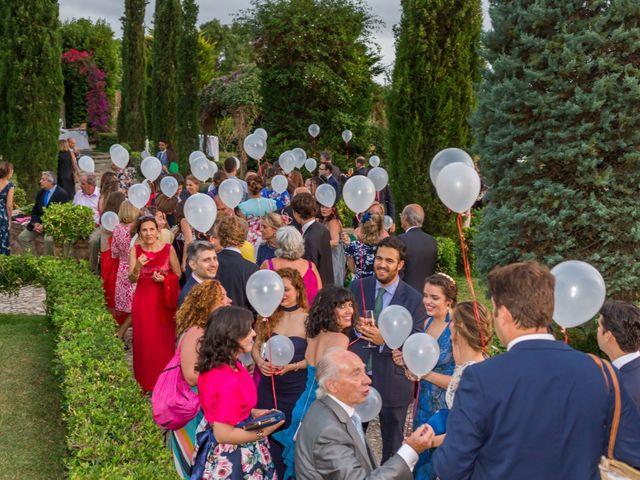 La boda de Guillaume y Bea en Montuïri, Islas Baleares 36