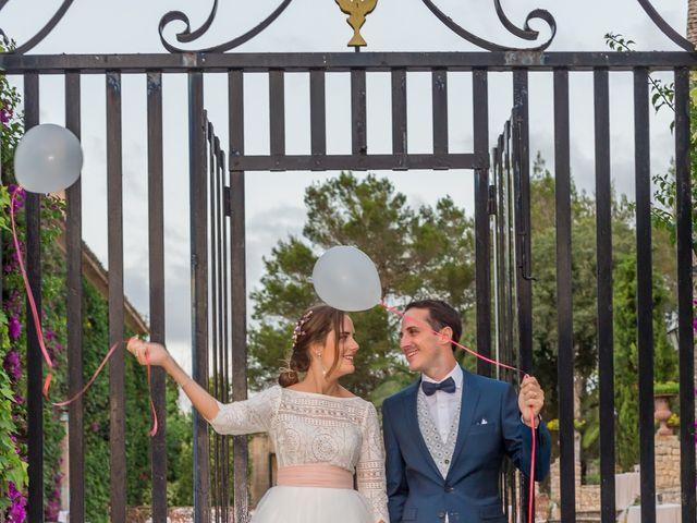 La boda de Guillaume y Bea en Montuïri, Islas Baleares 37