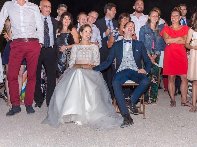La boda de Guillaume y Bea en Montuïri, Islas Baleares 40