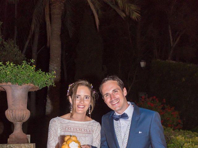 La boda de Guillaume y Bea en Montuïri, Islas Baleares 41