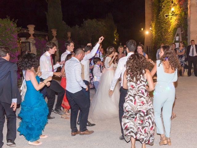 La boda de Guillaume y Bea en Montuïri, Islas Baleares 44