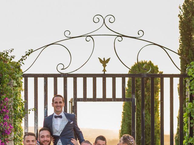 La boda de Guillaume y Bea en Montuïri, Islas Baleares 45