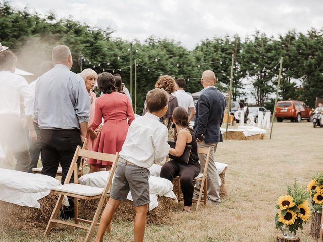 La boda de Manu y Paty en Tagle, Cantabria 8