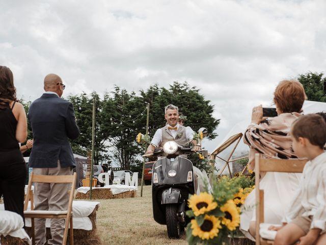 La boda de Manu y Paty en Tagle, Cantabria 9