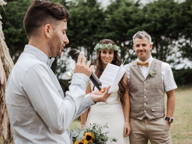 La boda de Manu y Paty en Tagle, Cantabria 11
