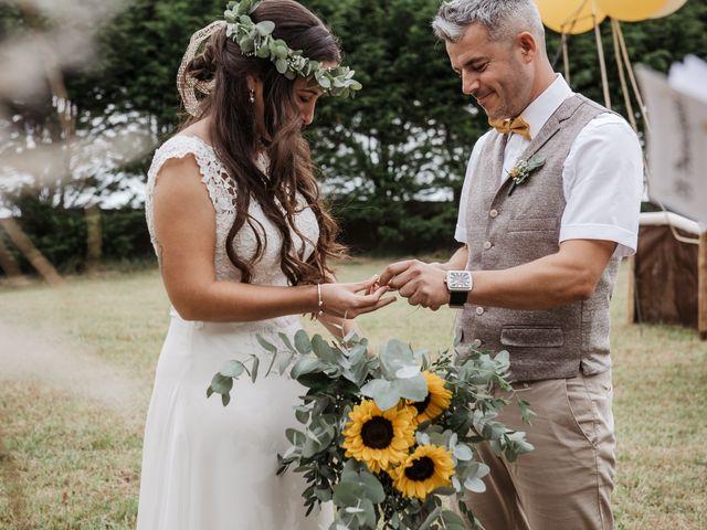 La boda de Manu y Paty en Tagle, Cantabria 12