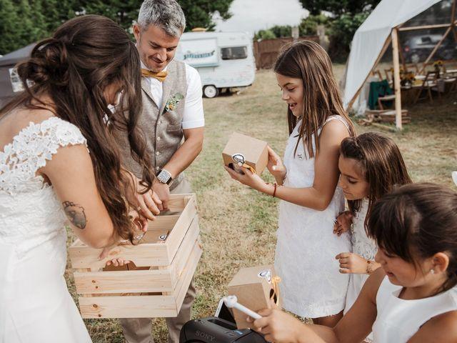 La boda de Manu y Paty en Tagle, Cantabria 21