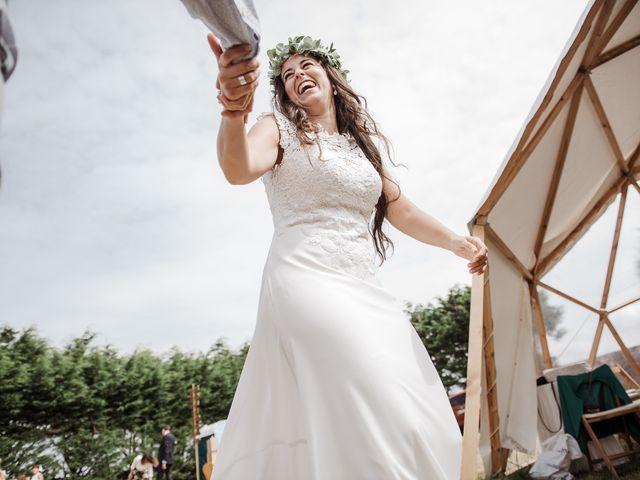 La boda de Manu y Paty en Tagle, Cantabria 30