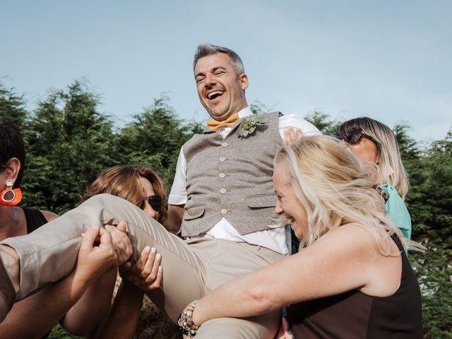 La boda de Manu y Paty en Tagle, Cantabria 32