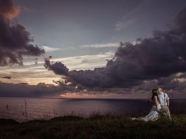 La boda de Manu y Paty en Tagle, Cantabria 41