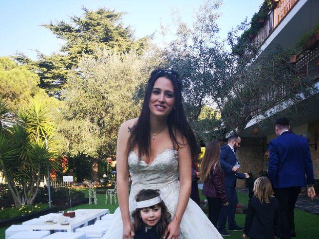 La boda de Antonio  y Sara en Sant Genis De Palafolls, Barcelona 7