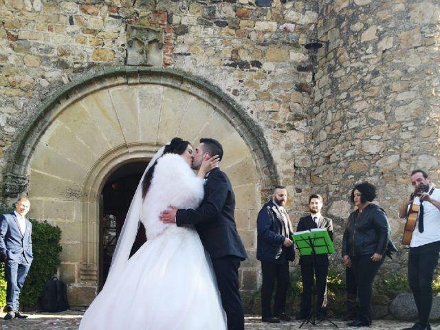 La boda de Antonio  y Sara en Sant Genis De Palafolls, Barcelona 9