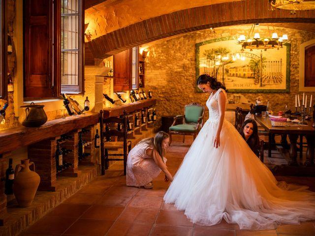 La boda de Dani y Anna en Castellvi De La Marca, Barcelona 30