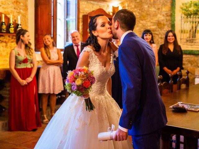 La boda de Dani y Anna en Castellvi De La Marca, Barcelona 35