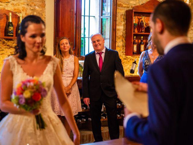 La boda de Dani y Anna en Castellvi De La Marca, Barcelona 37