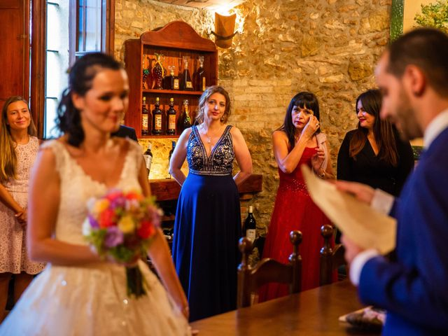 La boda de Dani y Anna en Castellvi De La Marca, Barcelona 38