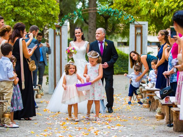 La boda de Dani y Anna en Castellvi De La Marca, Barcelona 51