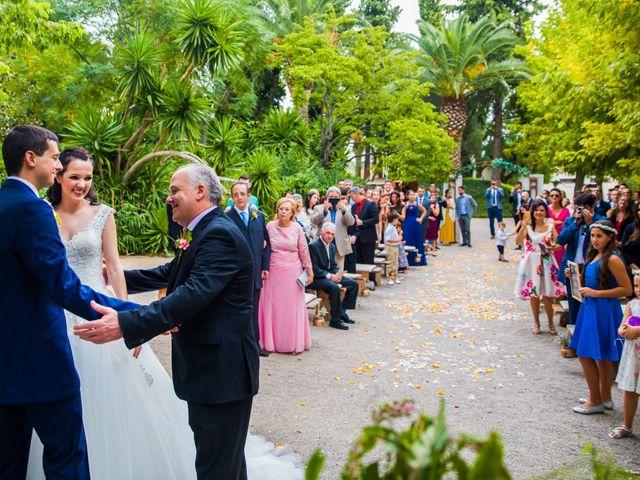La boda de Dani y Anna en Castellvi De La Marca, Barcelona 52