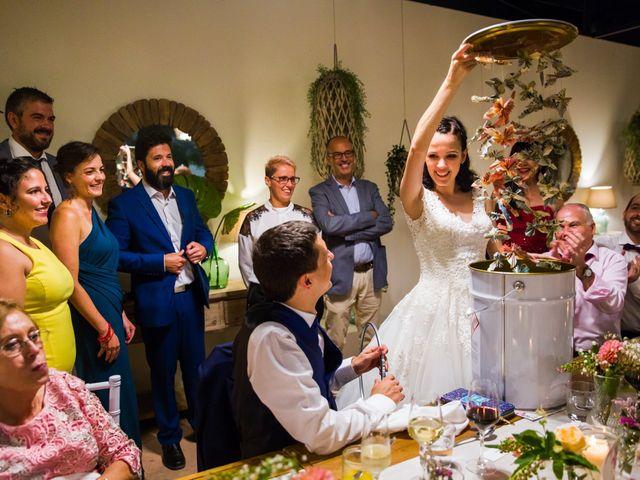 La boda de Dani y Anna en Castellvi De La Marca, Barcelona 87