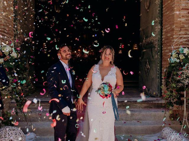 La boda de Francisco Javier y María Jesús en Cartagena, Murcia 1
