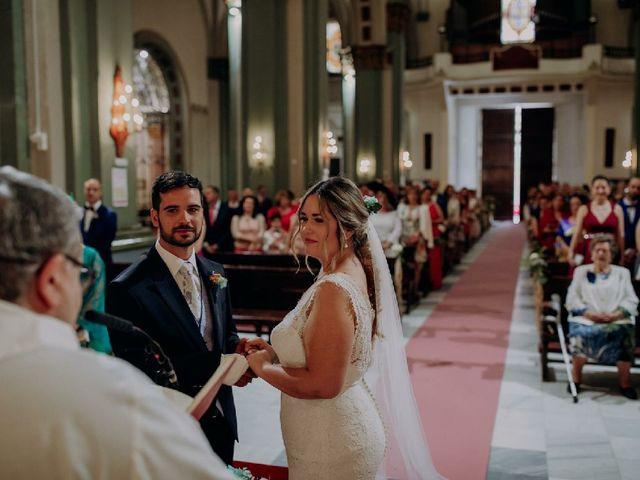 La boda de Francisco Javier y María Jesús en Cartagena, Murcia 2