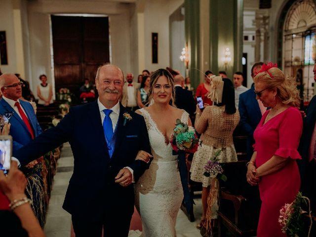 La boda de Francisco Javier y María Jesús en Cartagena, Murcia 4