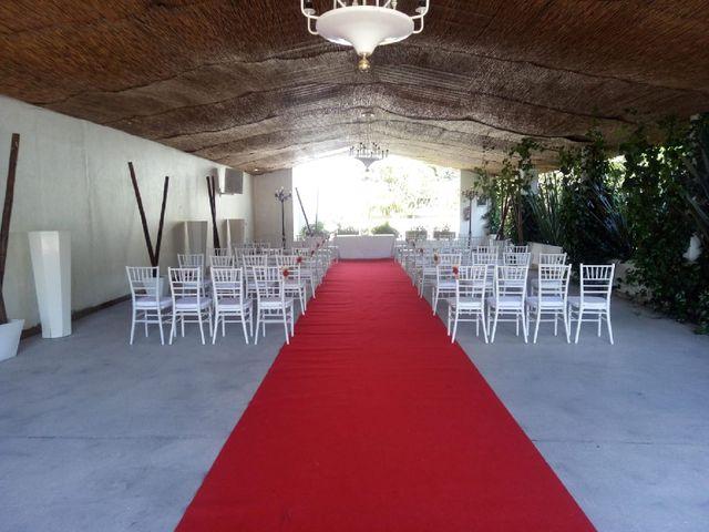 La boda de Carlos y Ainhoa en Cubas De La Sagra, Madrid 1