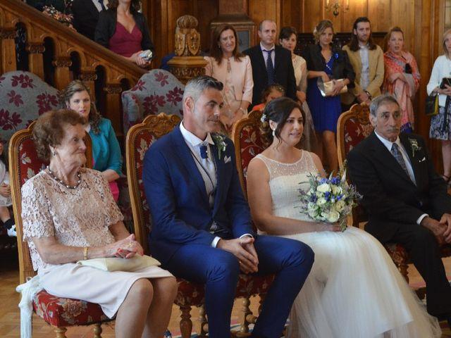 La boda de Eduardo y Silvia  en Santander, Cantabria 2