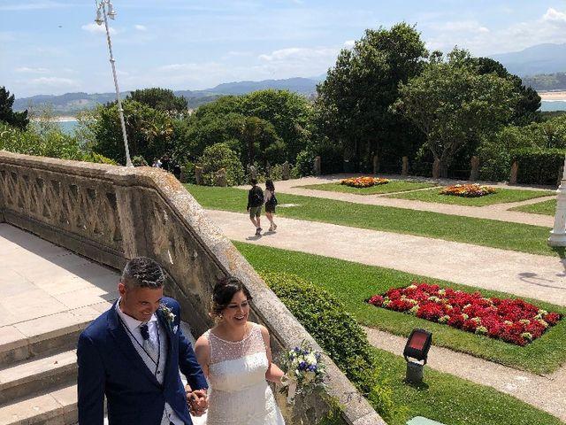 La boda de Eduardo y Silvia  en Santander, Cantabria 11