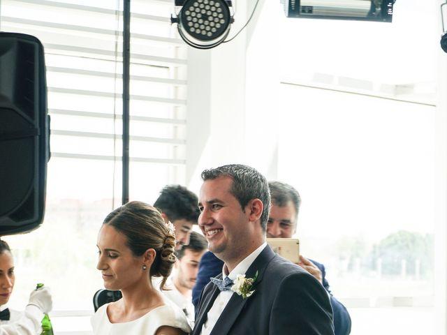 La boda de Santiago y Paloma en Sevilla, Sevilla 45