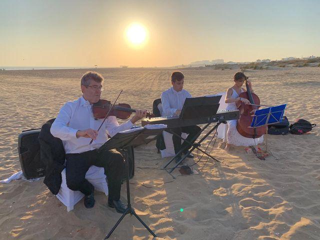 La boda de César y Susana en Punta Umbria, Huelva 3