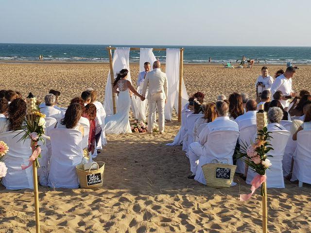 La boda de Susana y César