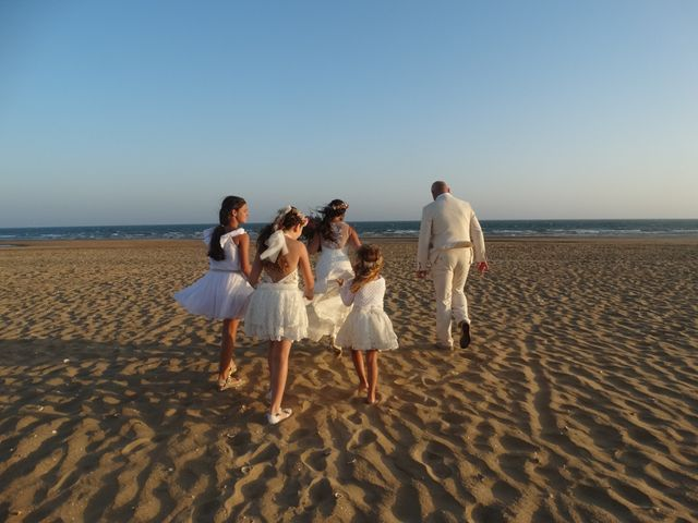 La boda de César y Susana en Punta Umbria, Huelva 9