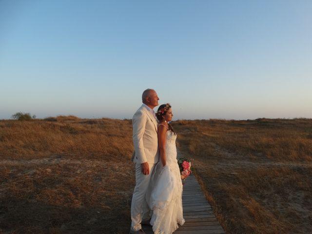 La boda de César y Susana en Punta Umbria, Huelva 10