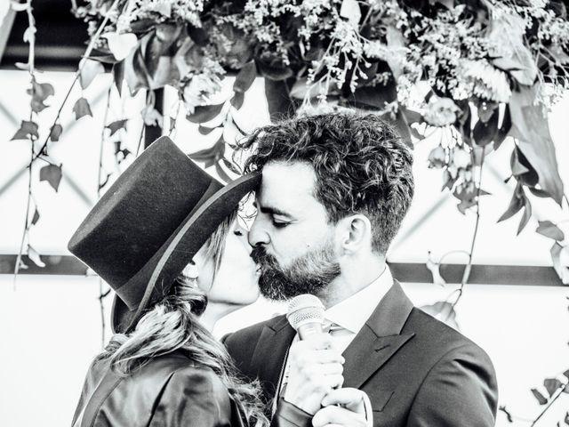 La boda de Ale y Juanan