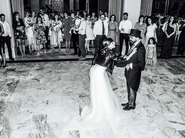 La boda de Juanan y Ale en Aranda De Duero, Burgos 44