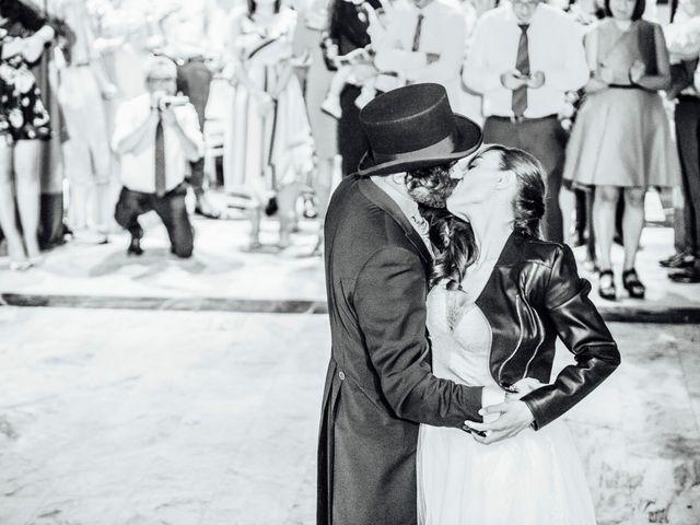 La boda de Juanan y Ale en Aranda De Duero, Burgos 45