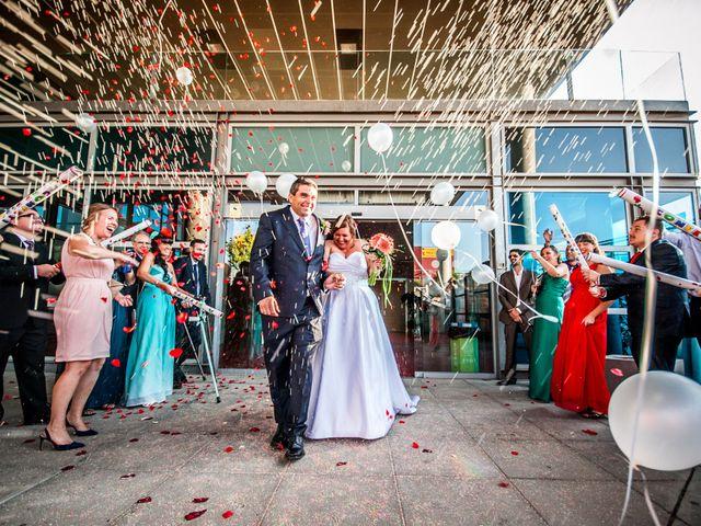 La boda de Rubén y Eva en Rivas-vaciamadrid, Madrid 7