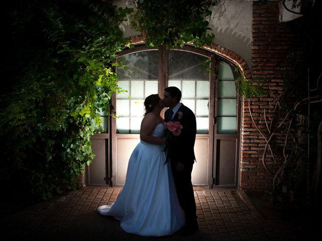 La boda de Rubén y Eva en Rivas-vaciamadrid, Madrid 8