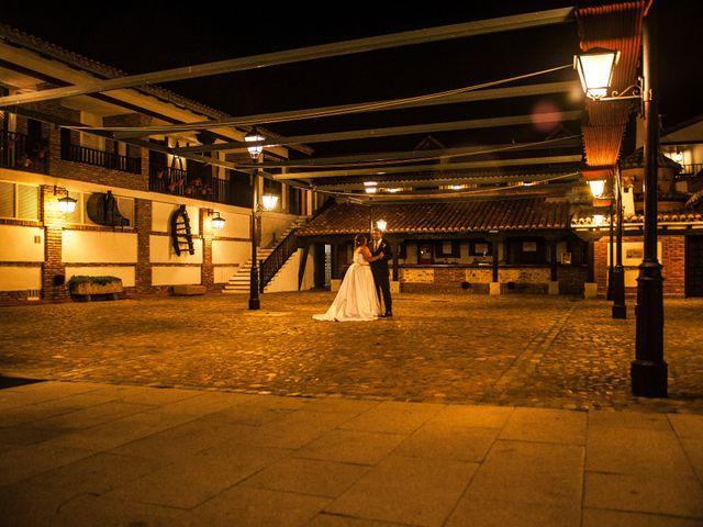 La boda de Rubén y Eva en Rivas-vaciamadrid, Madrid 11