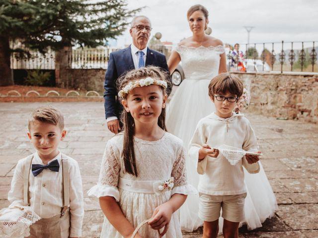 La boda de Alfonso y Mariola en Las Fraguas, Cantabria 13
