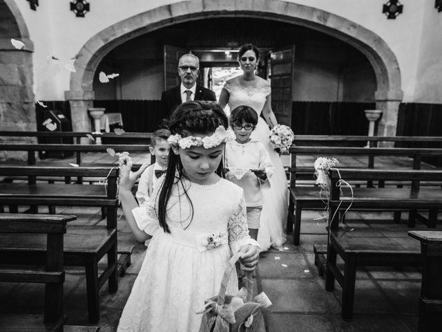 La boda de Alfonso y Mariola en Las Fraguas, Cantabria 14
